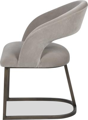 Alfie Velvet Dining Chair image 11