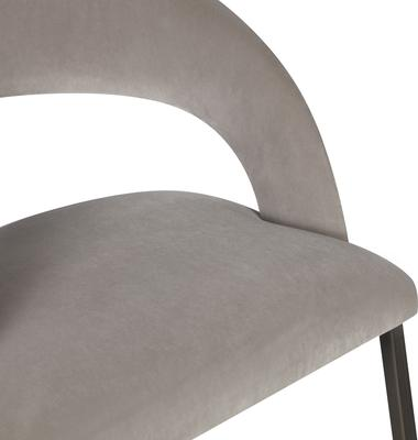 Alfie Velvet Dining Chair image 12