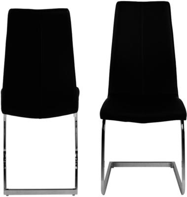Asami swing dining chair image 4