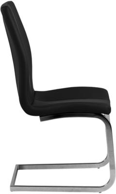 Asami swing dining chair image 5