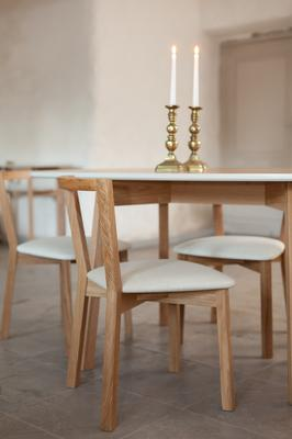 Cee dining chair image 4