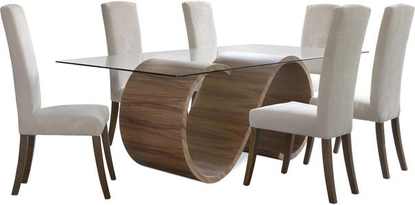 Tom Schneider Swirl Dining Table