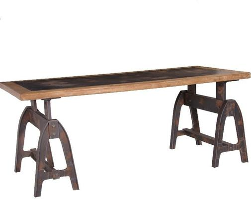 Industrial Dining Trestle Table