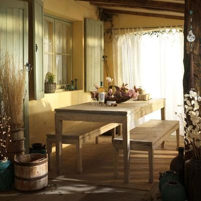 Country Dining Table image 2