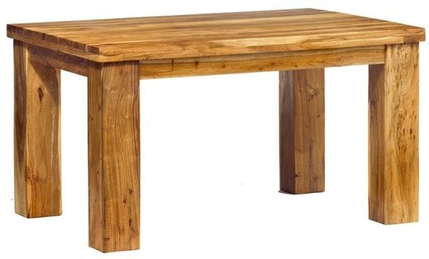 Acacia Dining Table - Small image 2