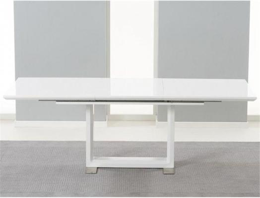 Beckley extending dining table image 3