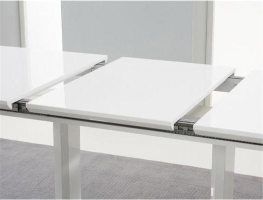 Beckley extending dining table image 4
