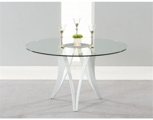 Bellevue round dining table
