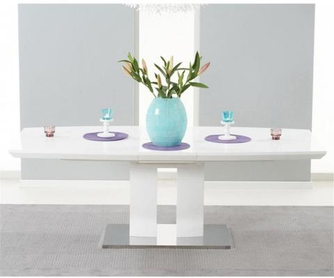 Rossini extending dining table