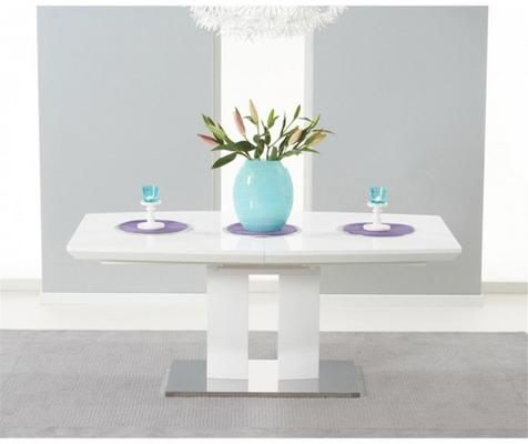 Rossini extending dining table image 2