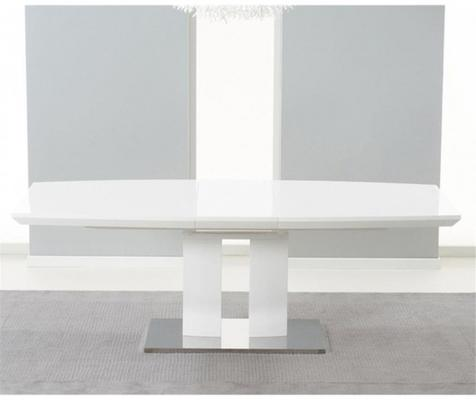 Rossini extending dining table image 3