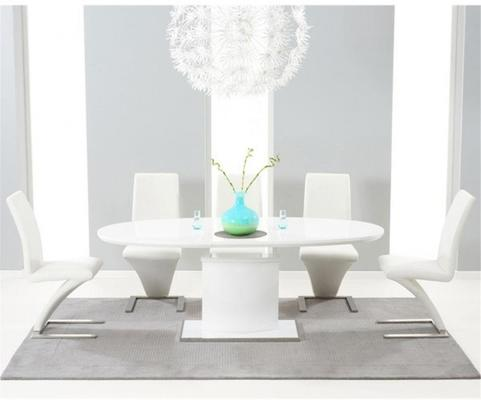 Seville extending dining table image 3