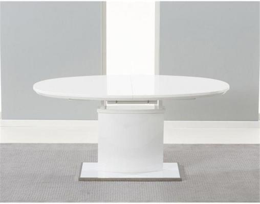 Seville extending dining table image 4