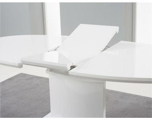 Seville extending dining table image 5