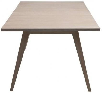 A-line extending dining table image 3