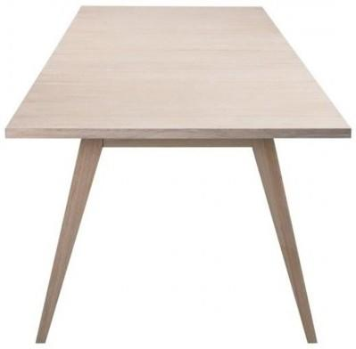 A-line extending dining table image 4