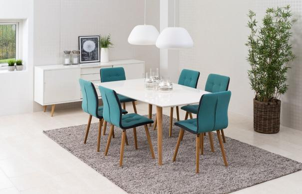 Elise dining table image 5