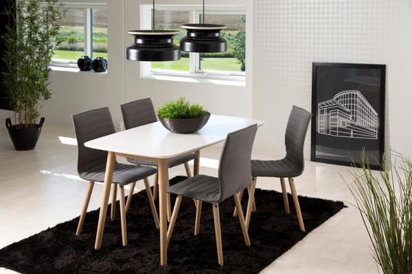 Nagane dining table image 5