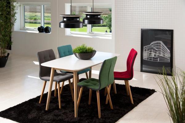 Nagane dining table image 8