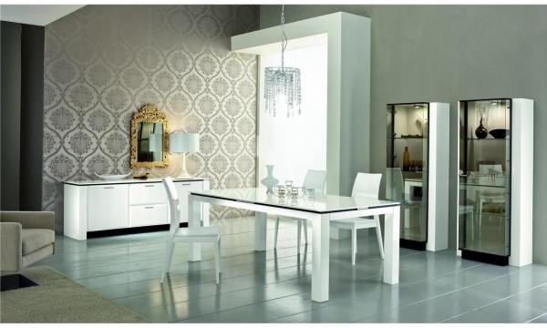 Diamond dining table image 3