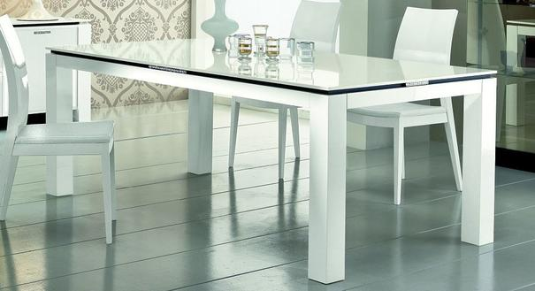 Diamond master dining table