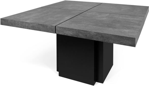 TemaHome Square Dusk Dining Table image 4