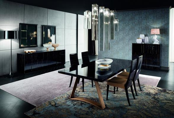Nightfly dining table image 4