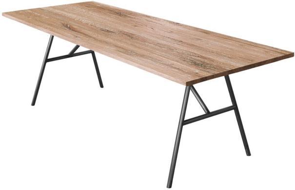 Trapezio dining table image 4