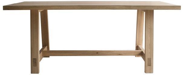 Kielder Oak Rectangular Wood Dining Table
