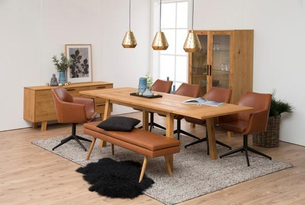 Chira extending dining table image 5