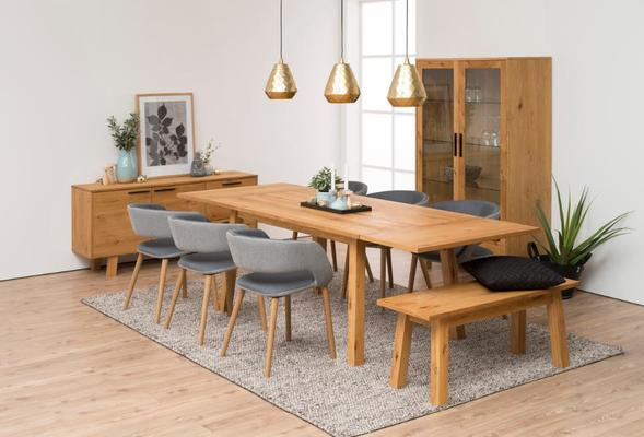 Chira extending dining table image 6