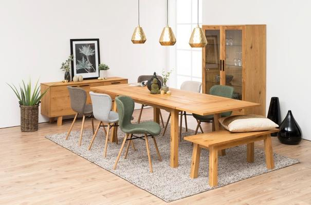 Chira extending dining table image 7