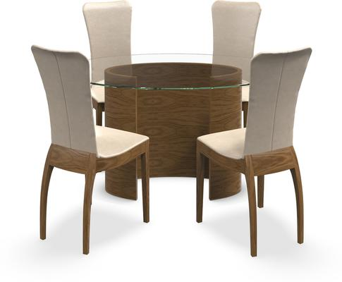Tom Schneider Ellipse Dining Table image 3
