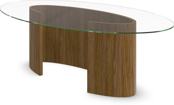 Tom Schneider Ellipse Dining Table image 6