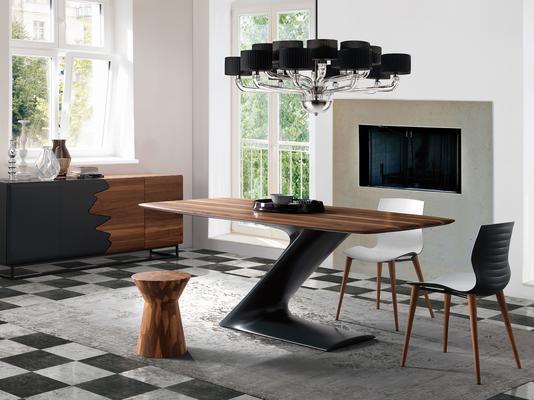 Zeta dining table image 3