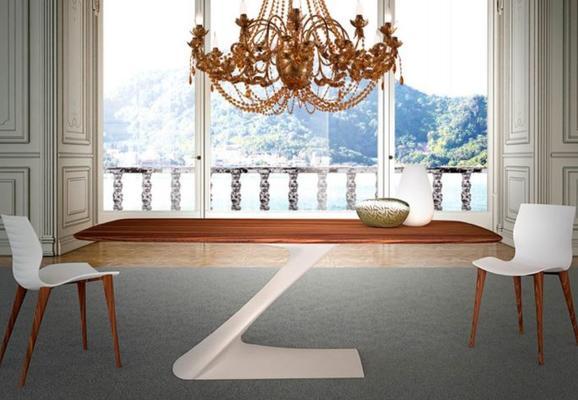 Zeta dining table image 4