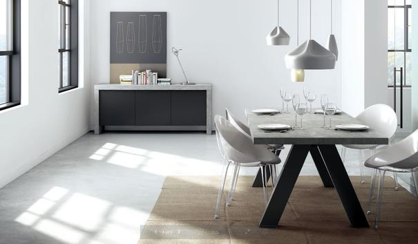 Apex dining table image 4