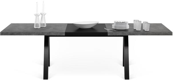 Apex extending dining table image 3