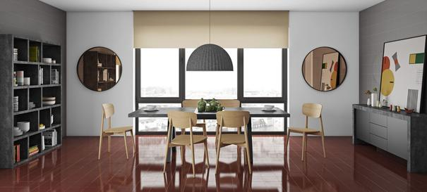 Apex extending dining table image 9