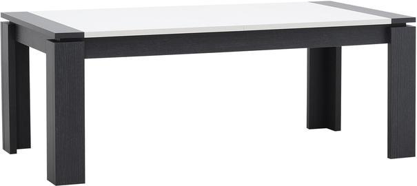 Quartz extending dining table
