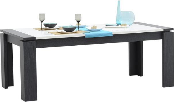 Quartz extending dining table image 3
