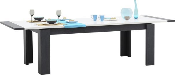 Quartz extending dining table image 4