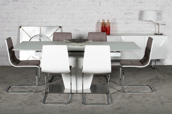 Essence extending dining table image 4