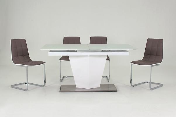 Essence extending dining table image 5