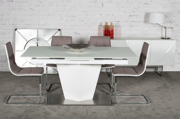 Essence extending dining table image 7