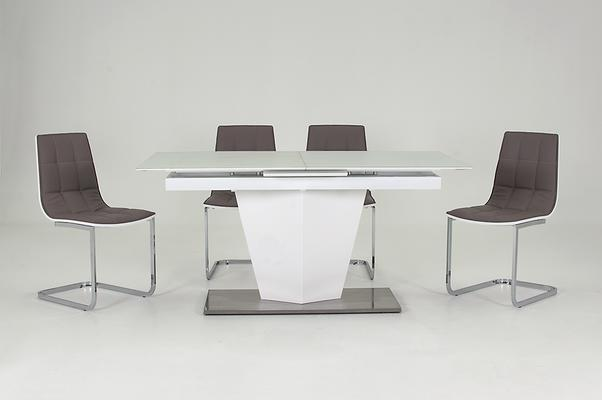 Essence extending dining table image 8
