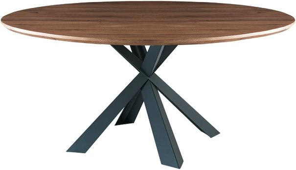 Montana (wild) round dining table