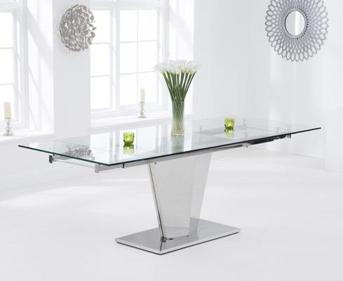 Lucille extending dining table