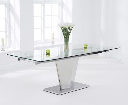 Lucille extending dining table image 2