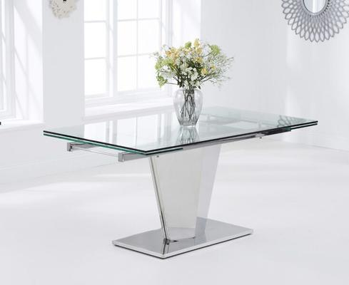 Lucille extending dining table image 4